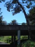 dark overpass