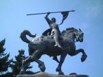 spaniard on a horse